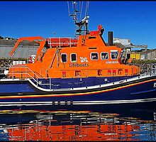 """ The  Penlee Lifeboat"" by mrcoradour"