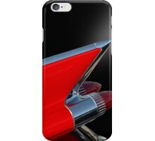 Light (red) iPhone Case/Skin