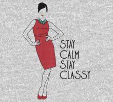 Stay Classy Ladies by Sinder Singh
