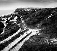 coastal path (landscape format) by Dorit