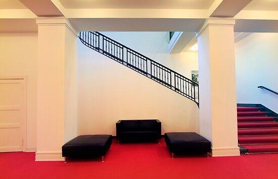 Helmut Newton Museum Berlin by Angelika  Vogel