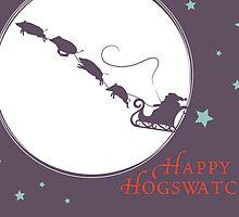 Happy Hogswatch by christymcnutt