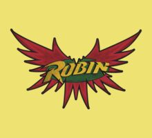 Robin Insignia Logo  by BrillianceLies