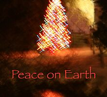 Christmas Impressions - Peace on Earth by pjphoto181