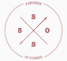 5SOS Circle Logo by katrinacail