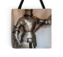 Knight armour. Tote Bag