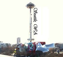 Space Needle by kltj11