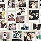 One Direction Polaroid by xminorityx