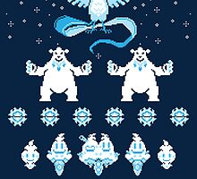 Such an Ice Sweater (Print) by thom2maro