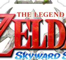 Zelda Skyward Sword Sticker