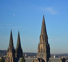 St Mary's Cathedral, Edinburgh by Pete Johnston