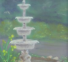 The Fountain by karen pankow