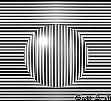 Scott E. Morris OPTICAL ILLUSION by Sᴄᴏᴛᴛ E. Mᴏʀʀɪs †
