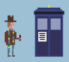 Dr Who and the Tardis by playwell