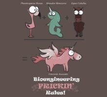 Bionegnieering+Unicorns = Win! [dark - SFW] by pidzson