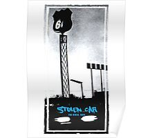 Stolen Car, Bruce Springsteen Poster