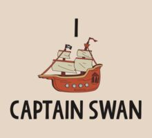 Captain Swan by alyg1d