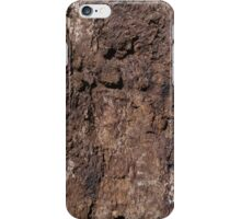 """Real Tree Design for Hunting & Shooting """"Tree Bark"""" #1 iPhone Case/Skin"""