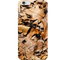 """Real Tree Design for Hunting & Shooting """"Leaves"""" #2 iPhone Case/Skin"""