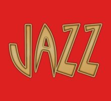 Wonderful Jazz  decoration Clothing & Stickers by goodmusic