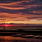 Sunrise at Bettystown by Regina Hoer