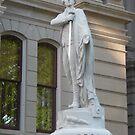 Marquis de Lafayette by nealbarnett