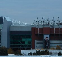 Manchester United 4 by DMHotchin