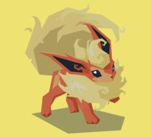 Cutout Flareon by Avertis