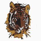 Wildlife - Tiger  by Susan  Chakraborty