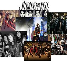 Pierce the Veil Collage by bandsaremyshitk