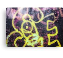 Tagged 8 Canvas Print
