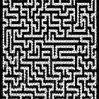 Pattern- Black  by Susan  Chakraborty