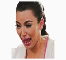 Kim K Crying  by smentcreations