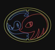 Neon Knuckles by DZLV