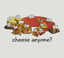 Starcraft Cheese by SCshirts