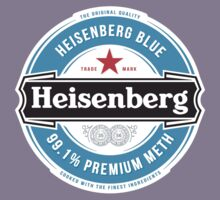 Heisenberg Blue (dark shirts) by timmehtees