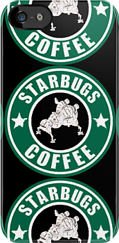 Starbugs Coffee by Robin Brown