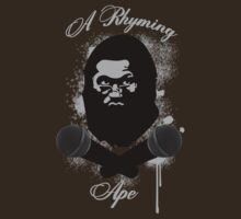 Lupe Fiasco A Rhyming Ape by Thomas Cicily