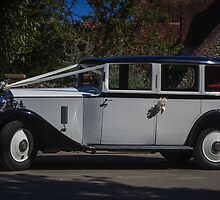 Rolls Royce Wedding car by barrylee
