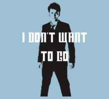 I Don't Want To Go by Shaun Beresford