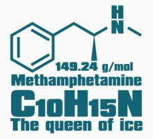 Methamphetamine by auraclover