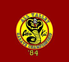 Karate Kid Cobra Kai Clan by threesecond