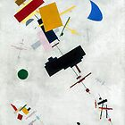 Kazimir Malevich - Suprematism by TilenHrovatic