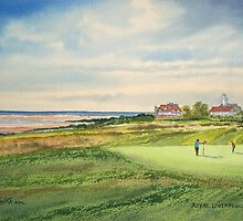 Royal Liverpool Golf Course by bill holkham