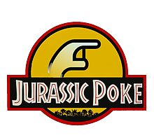 Jurassic Poke by CarlDeaves