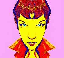 Shirley MacLaine, alias by Art Cinema Gallery