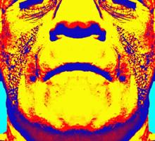 Boris Karloff, alias in The Bride of Frankenstein Sticker