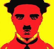 Charles Chaplin Charlot, alias by Art Cinema Gallery