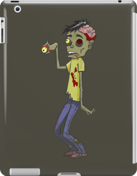 ZOMBIE WATCH! by AnishaCreations