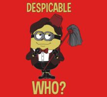 Despicable Who? by whoisjade